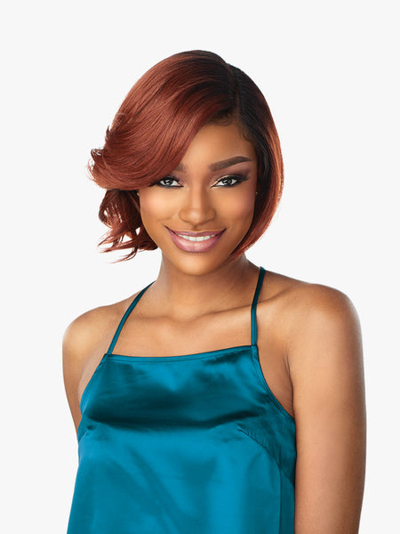 Sensationnel Dashly Synthetic Lace Front Wig - Unit 11