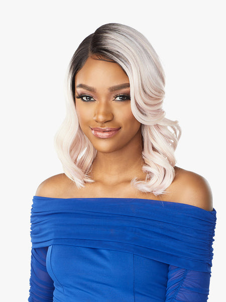 Sensationnel Dashly Synthetic Lace Front Wig - Unit 12