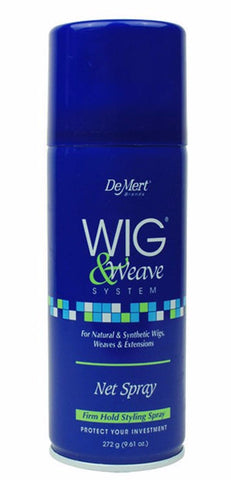 DeMert Wig & Weave System Net Spray (9.61 Oz) - Beauty Empire