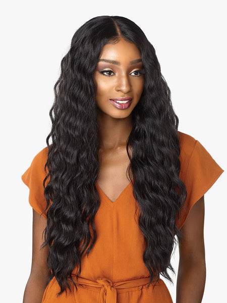 Sensationnel Shear Muse Synthetic Lace Front Wig - Laisha