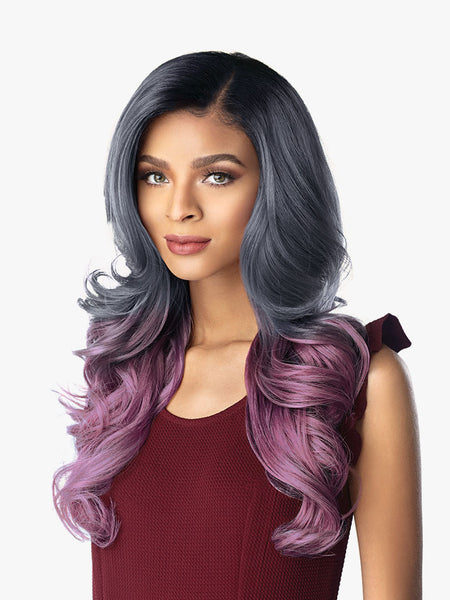 Sensationnel Shear Muse Synthetic Lace Front Wig - Skylar