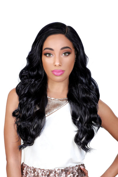 Zury Sis Flawless Pre-Tweezed Royal Swiss Lace Front Wig - Etsy - Beauty Empire