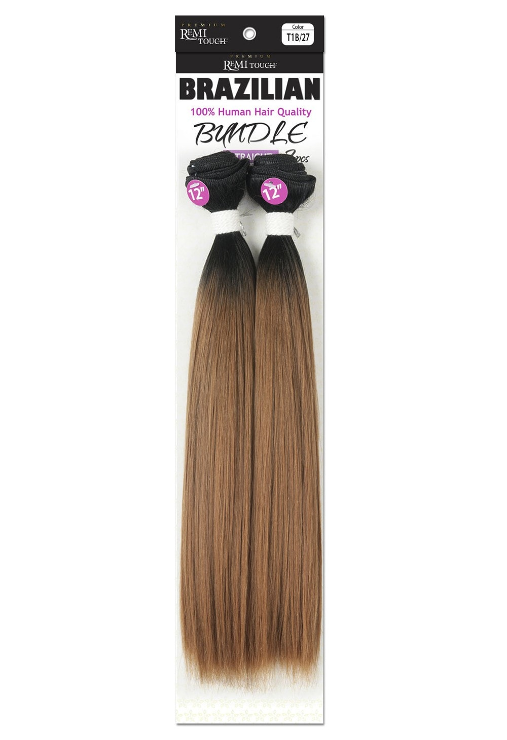 Premium Essence Remi Touch Brazilian - Yaki Straight - Beauty EmpireChade - 1