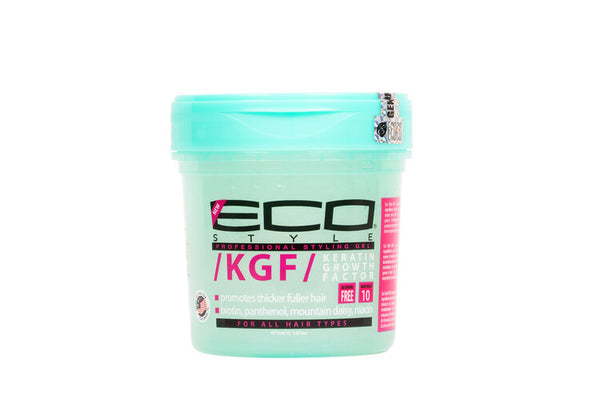 Eco Style Keratin Growth Factor Gel - 16oz