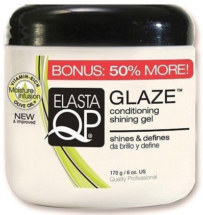 Elasta QP Glaze Conditioning Shining Gel (6 Oz) - Beauty Empire