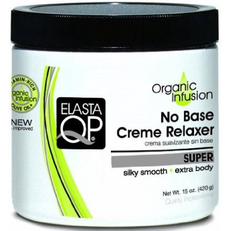 Elasta QP No Base Creme Relaxer - Super (15 Oz) - Beauty Empire