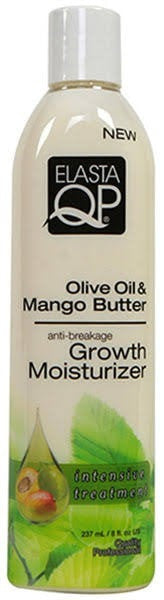 Elasta QP Olive Oil & Mango Butter Anti-Breakage Replenish Oil (8 Oz) - Beauty Empire