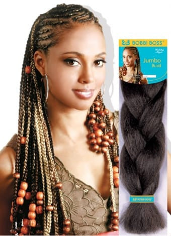 Bobbi Boss Jumbo Braiding Hair