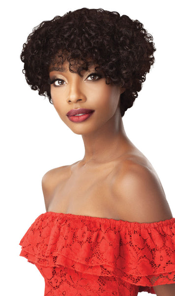 Outre Fab & Fly 100% Unprocessed Human Hair Wig - Alma - Beauty Empire
