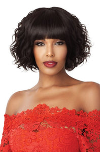 Outre Fab & Fly 100% Unprocessed Human Hair Wig - Betsy