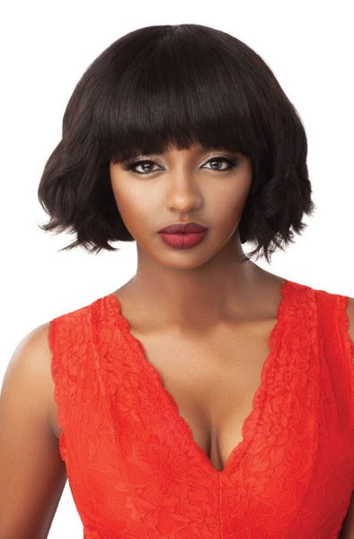 Outre Fab & Fly 100% Unprocessed Human Hair Wig - Evelyn