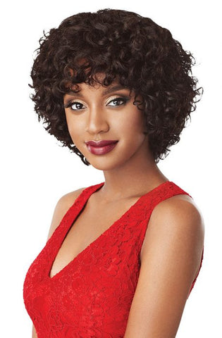 Outre Fab & Fly 100% Unprocessed Human Hair Wig - Lorene
