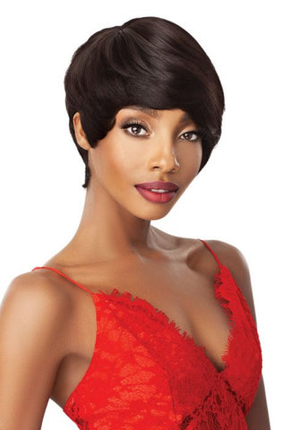 Outre Fab & Fly 100% Unprocessed Human Hair Wig - Renata