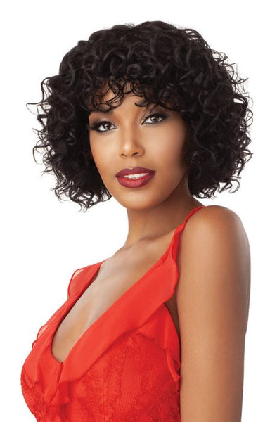 Outre Fab & Fly 100% Unprocessed Human Hair Wig - Venus - Beauty Empire