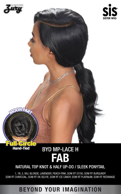 Zury Sis Beyond Moon Part Lace Front Wig - Fab