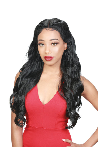 Zury Sis Beyond Barbie Doll Style Lace Front Wig - Faris