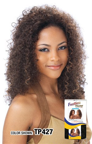 Freetress Equal Drawstring Full Cap Half Wig - Creta Girl - Beauty Empire
