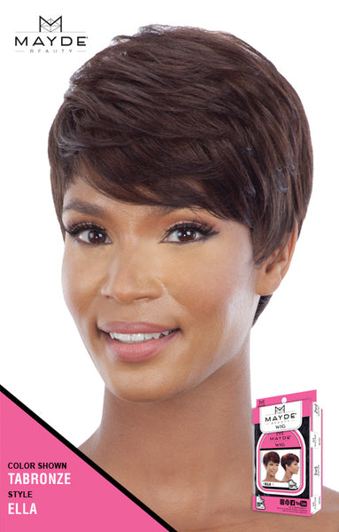 Mayde Beauty Synthetic Wig - Ella
