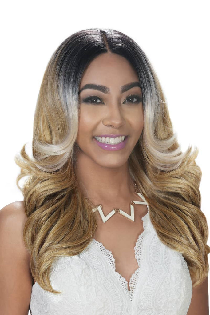 Zury Sis Glam Synthetic Wig - Siena
