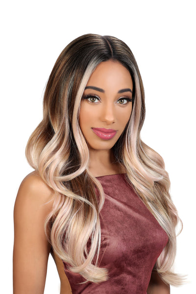 Zury Sis Flawless Pre-Tweezed Royal Swiss Lace Front Wig - Glory - Beauty Empire