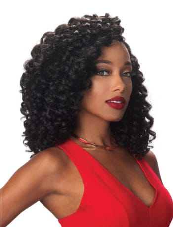 Zury Sis Naturali Star V-Shaped Finish Lace Front Wig - Nat-V Gogo Curl