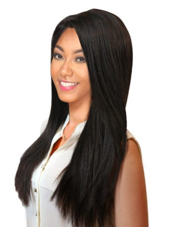 Zury Sis Royal 100% Full Hand-Tied Lace Front Wig - HRH Full Lace Gold - Beauty Empire