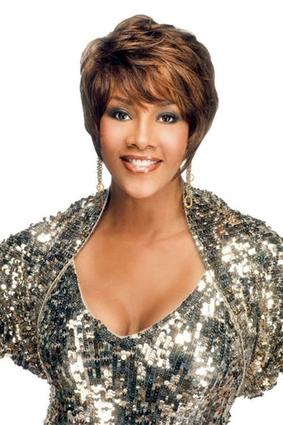 Vivica A. Fox Pure Stretch Cap Human Hair Wig - H311 - Beauty EmpireVivica A Fox - 1