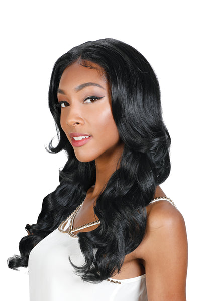 Zury Sis Beyond 5 Inch Hand-Tied Synthetic Lace Front Wig - Halo