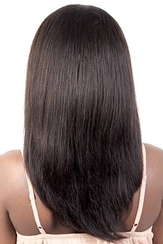 Motown Tress Brazilian Remy 100 % Human Hair Lace Front Wig - HBR L.Coy - Beauty Empire