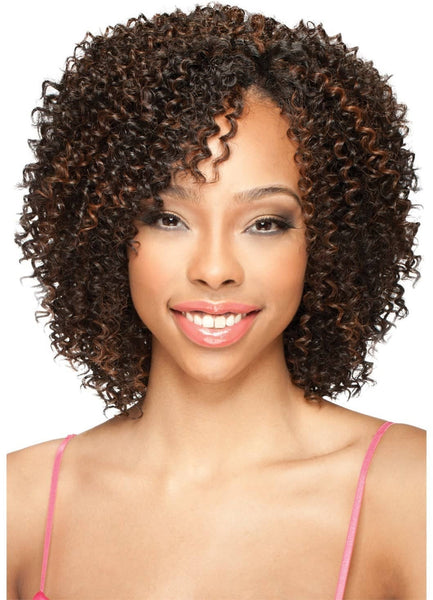 Model Model POSE Human Hair Mastermix Pre-Cut Weave 3 Pieces - Aqua Jerry - Beauty Empire