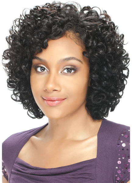 Model Model POSE Human Hair Mastermix Pre-Cut Weave 3 Pieces - Red Oprah Crown - Beauty Empire