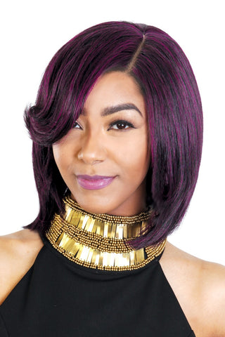 Sensationnel Bare & Natural Brazilian Lace Wig - Natural Straight