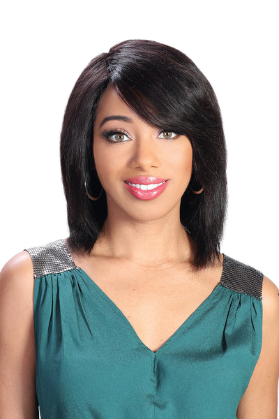 Zury Sis Wet N Wavy 100% Human Hair Wig - BRZ Alo - Beauty Empire