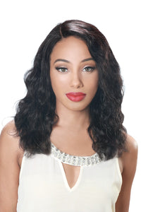 Zury Sis Human Revive 100% Brazilian Human Hair Lace Front Wig - Eve