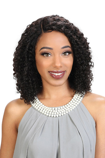Zury Sis 100% Brazilian Remy Human Hair Lace Front Wig - HRH Terra - Beauty Empire