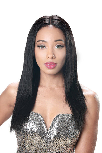 Zury Sis Human Revive 13X6 100% Brazilian Human Hair Lace Front Wig - Palms - Beauty Empire