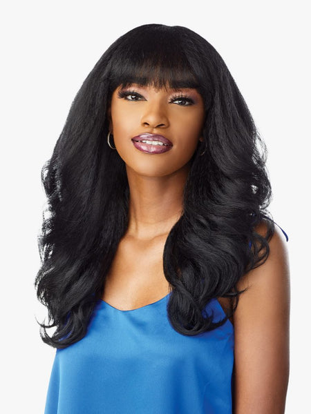 Sensationnel Instant Fashion Synthetic Wig - Selene
