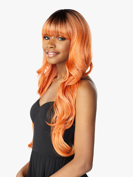 Sensationnel Instant Fashion Synthetic Wig - Tamira