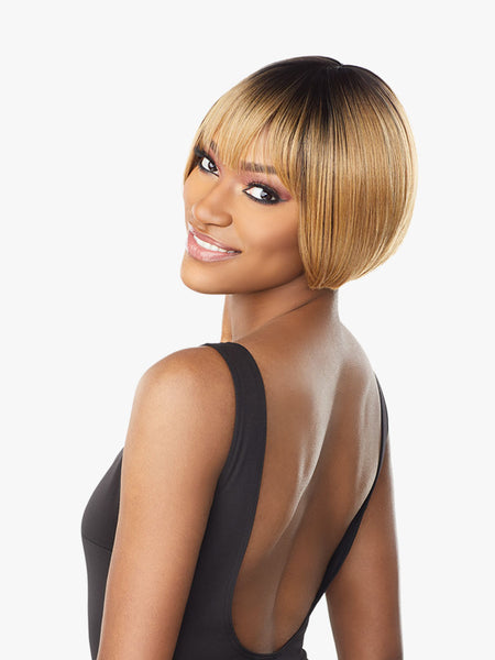 Sensationnel Instant Fashion Couture Synthetic Wig - Velika