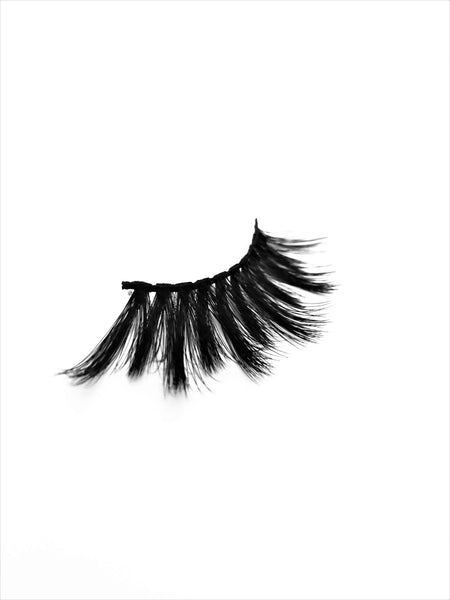 Retrotress 100% Hand Made 3D 25mm Wispy Lashes - 05