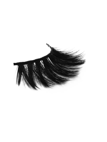 Retrotress 100% Hand Made 3D 25mm Wispy Lashes - 09