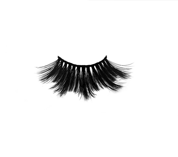 Retrotress 100% Hand Made 3D 25mm Wispy Lashes - 12 - Beauty Empire