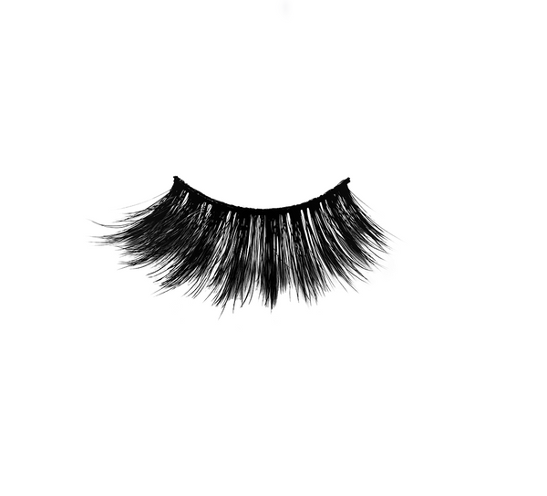 Retrotress 100% Hand Made 3D 25mm Wispy Lashes - 16