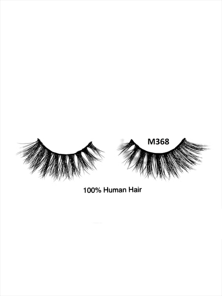 Miss 3D Volume Lash - M368 - Beauty Empire