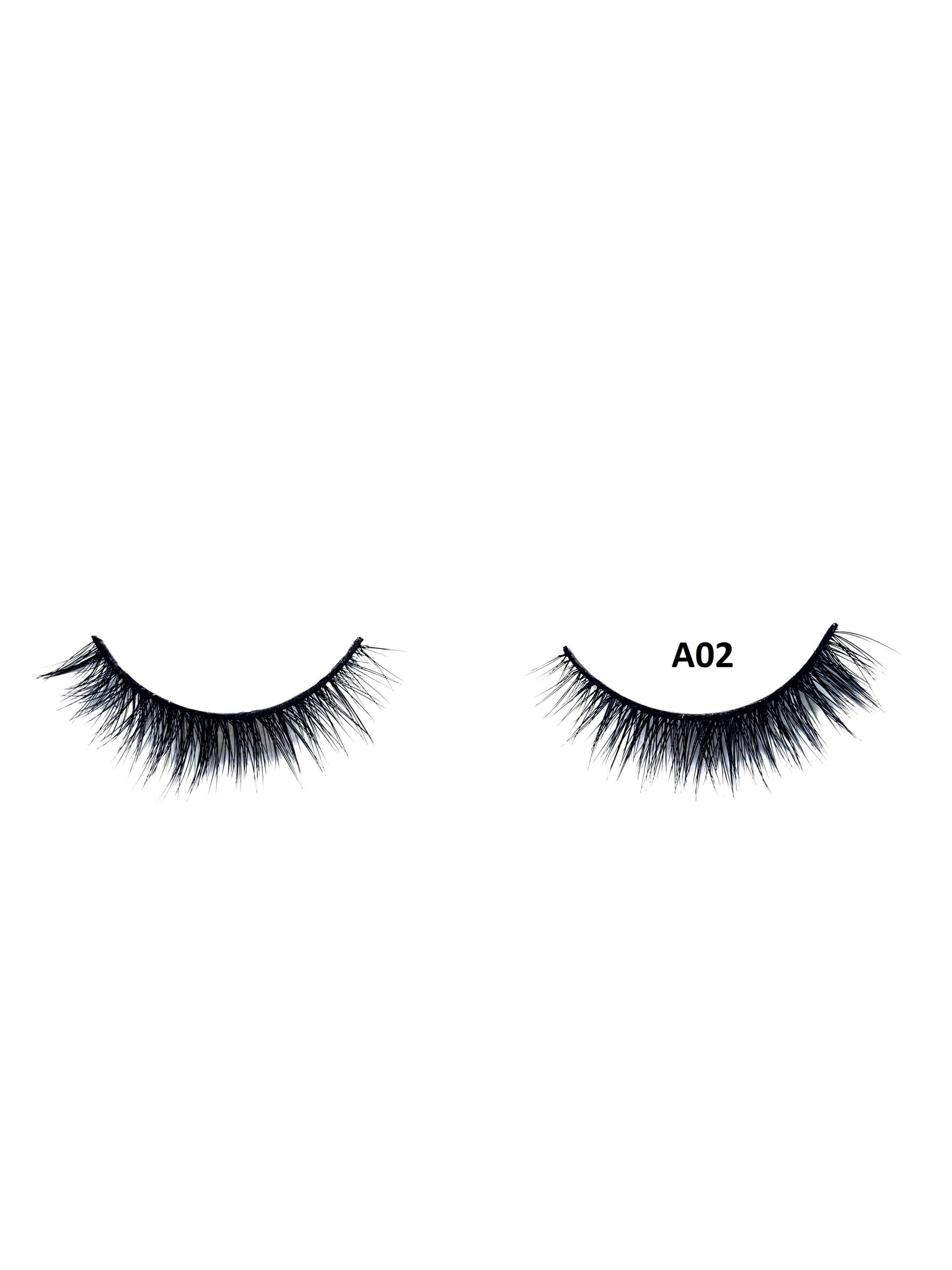 Mink 3D Lashes - A01 - Beauty Empire