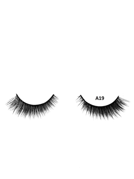Mink 3D Lashes - A19 - Beauty Empire