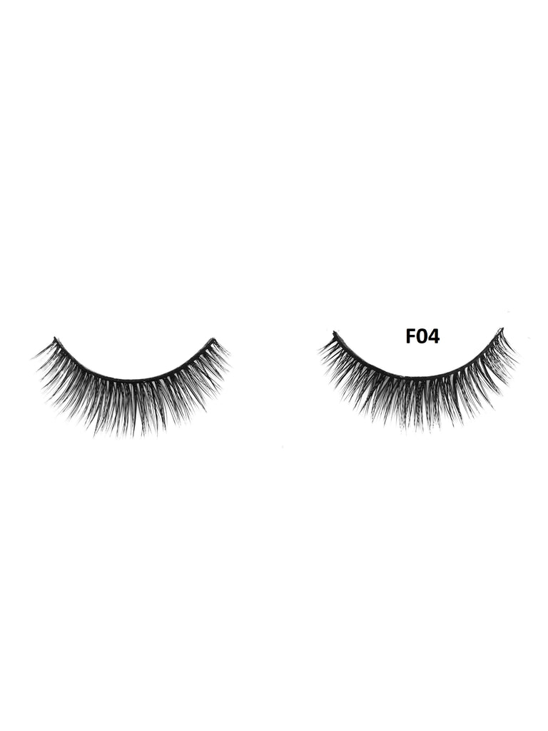 Mink 3D Lashes - F04