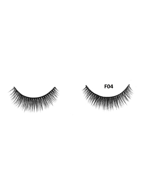 Mink 3D Lashes - F04 - Beauty Empire