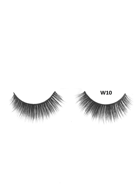 Mink 3D Lashes - W10 - Beauty Empire