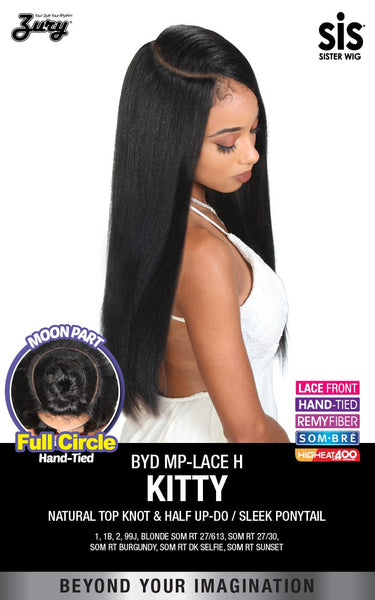 Zury Sis Beyond Moon Part Lace Front Wig - Kitty